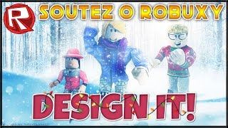 ROBUXY COMPETITION + WE BUY NEW PACKS AND EFFECTS!!! -Design It! | Roblox #33