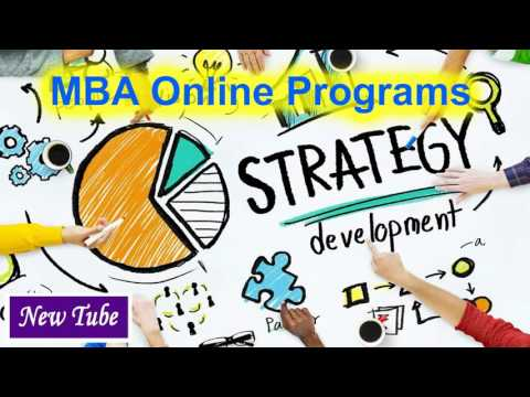 MBA Online Programs | Online Masters of Business Administration