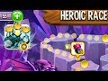 LIVE  and EASY WIN   Dragon City Heroic RACE of High Purity Dragon
