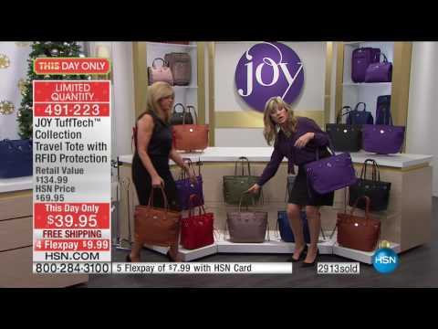 HSN | Joy & IMAN: Fashionably Functional 12.03.2016 - 09 PM