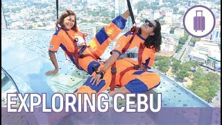 EXPLORING #CEBU // Alice Dixson