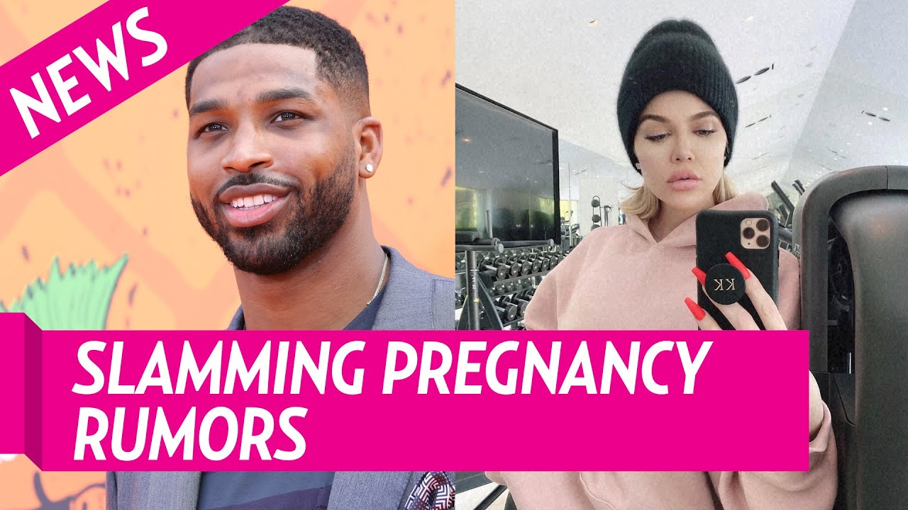 Khloe Kardashian Slams 'Rumors' That She's Pregnant with Baby ...