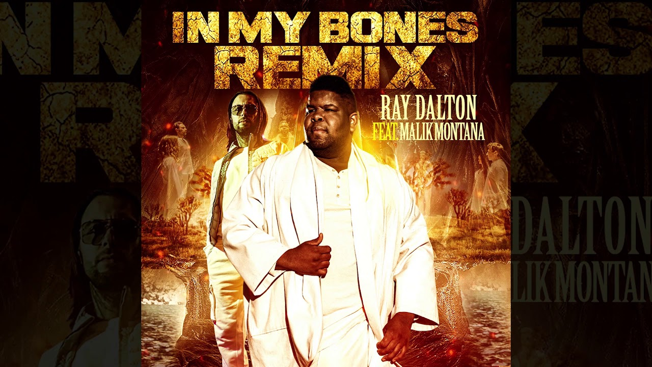 Ray Dalton feat. Malik Montana - In My Bones Remix