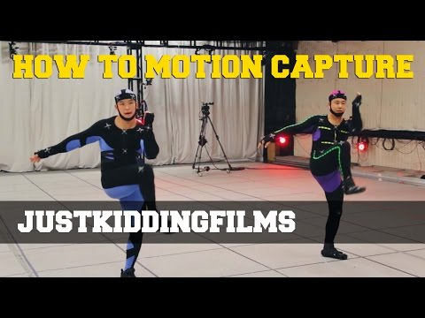 How To Motion Capture
