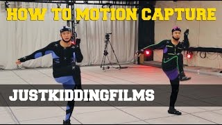 How To Motion Capture thumbnail