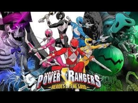 Power Rangers Heroes of the Grid Thoughts & First Hand Experience