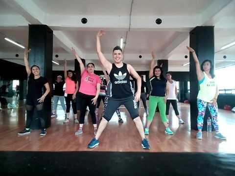 Muévelo by Fey coreografía Dance Alive by Alejo Villarreal