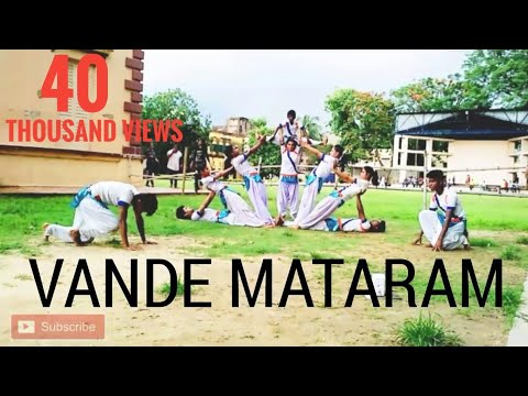 VANDE MATARAM Disneys ABCD 2 - INDEPENDENCE DAY SPECIAL 2K19 | Freestyle dance video