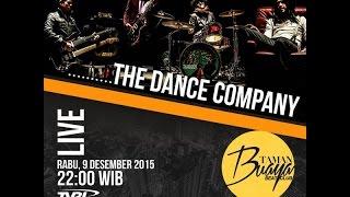 1 jam bersama The Dance Company - Live at Taman Buaya Beat Club TVRI - 09 Desember 2015