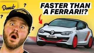 8 Fastest FRONT WHEEL DRIVE Cars