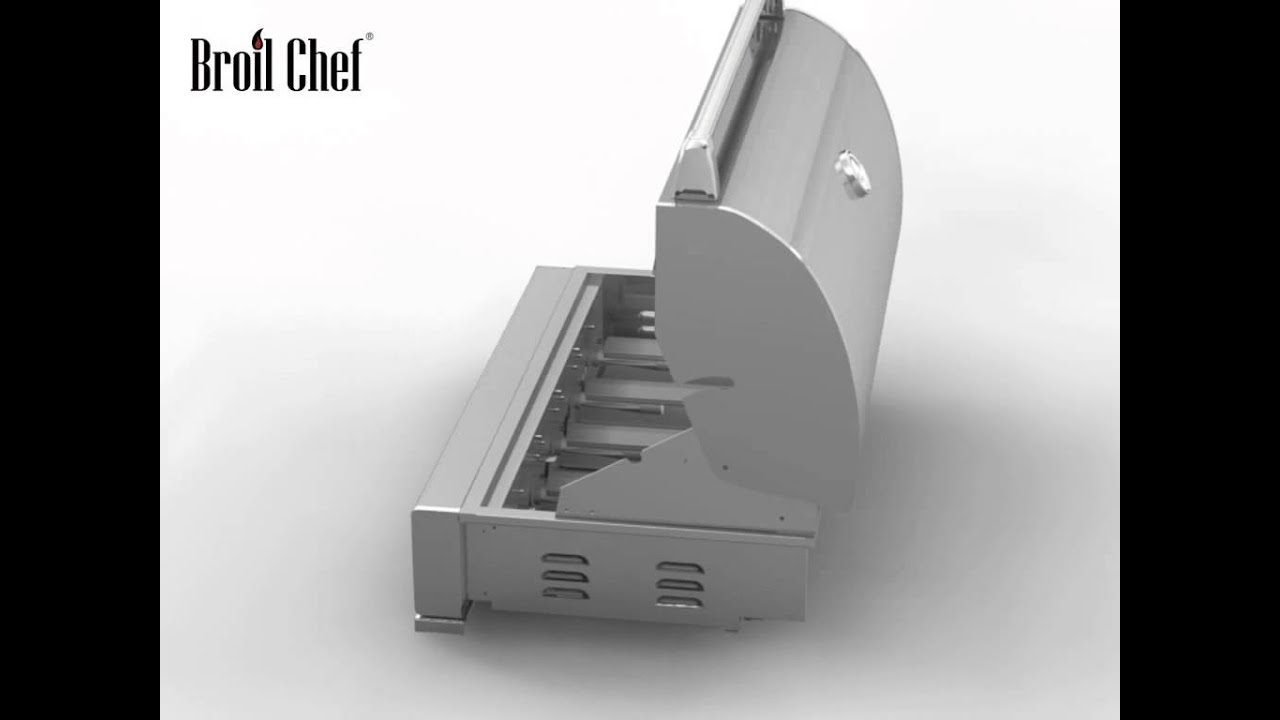 Broilchef Paramount Lifetime Grill Broilchef Bcp 600s Buy From Builddirect