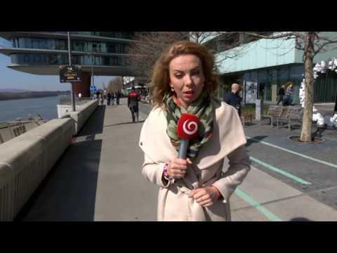 Taxikári Bratislava Reportáž