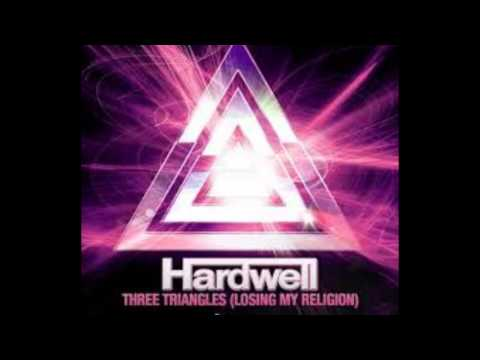 Hardwell  Three Triangles (Losing My Religion) Unofficial Video