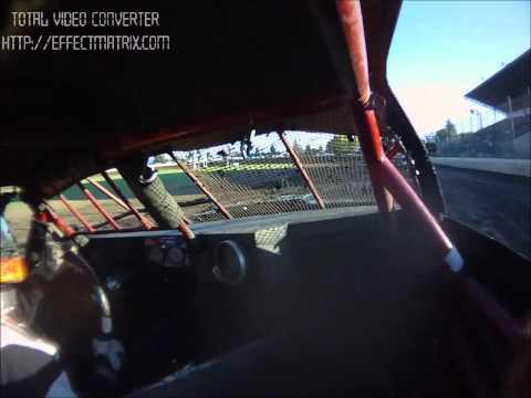 Ocean Speedway Watsonville - American Stock Heat Race #2 - 9/7/12