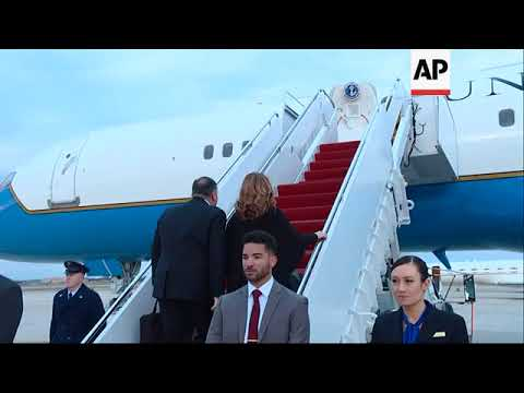 Pompeo departs for weeklong Mideast trip