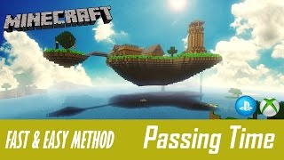 Minecraft Passing Time Trophy || PS4 & PSVITA