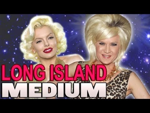Long Island Medium - Diva Edition (Cher, Madonna, Lady Gaga, Lana Del Rey, Joan Rivers)