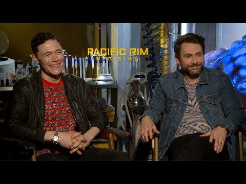 Charlie Day and Burn Gorman Return for PACIFIC RIM UPRISING