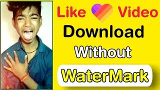 How to Download Share Chat video without Logo (Watermark) in Tamil