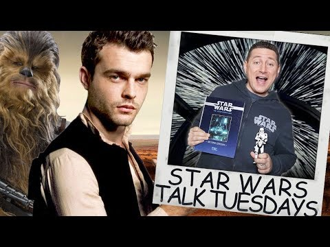 Star Wars Talk Tuesdays - Ron Howard Reshoots Almost Entire Solo Movie