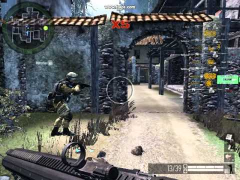 Another hack in warface coop