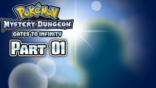 Pokémon Mystery Dungeon Gates to Infinity Part 01: From the Skies Above!