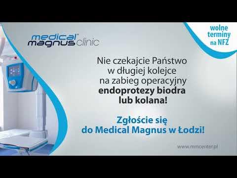 Endoprotezy Stawów Na NFZ W Medical Magnus Clinic W Łodzi