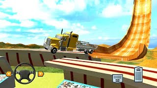 Mega Ramp: Extreme Car Driving Stunts - Android Gameplay FHD