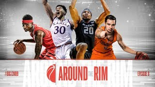 Texas Tech and KU Meet in Lubbock | Around the Rim: S2E8