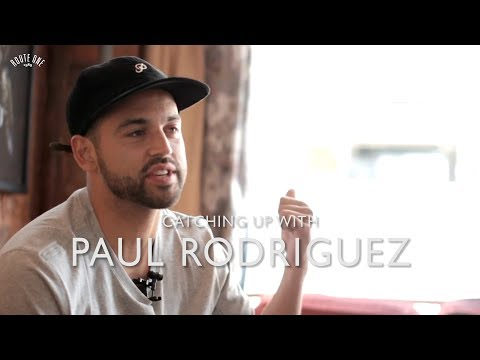 Paul Rodriguez: The Route One Interview Pt.2