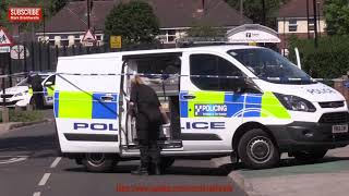 Developing Sheffield Incident - two children dead - four in hospital
