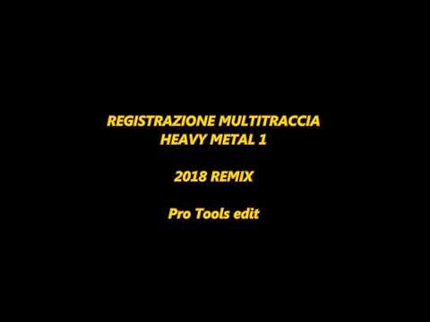 Outside Recording Studio: missaggio Heavy Metal 1