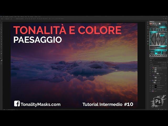 Le Maschere di Tonalità e Colore - Photoshop TMPanel