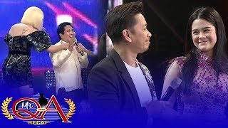 Hilarious banters of candidates and hosts | Mr. Q and A Recap | October 21, 2019