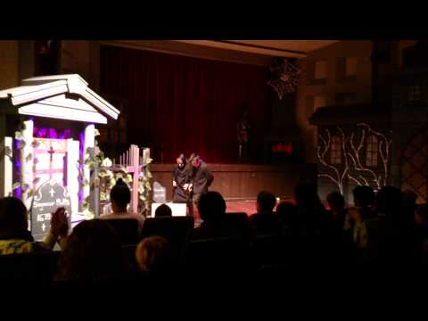 Mel Brooks Young Frankenstein part1 (2013 kings school performance)
