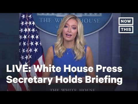 White House Press Briefing — August 4, 2020 | LIVE | NowThis