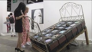 ''Арт-Базель'' в Гонгконге - le mag