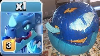 ELECTRIC DRAGON PUMPKIN!! & GIVEAWAY!! Clash Of Clans!