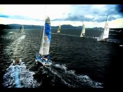 A history of the VELUX 5 Oceans Yacht Race