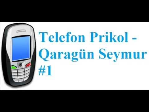 Telefon Prikol   Qaragün Seymur #1