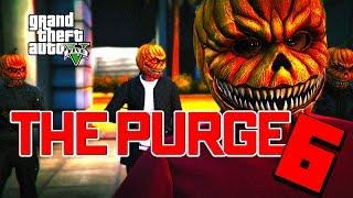 GTA 5 ONLINE - THE PURGE SEASON 2 EPISODE 6