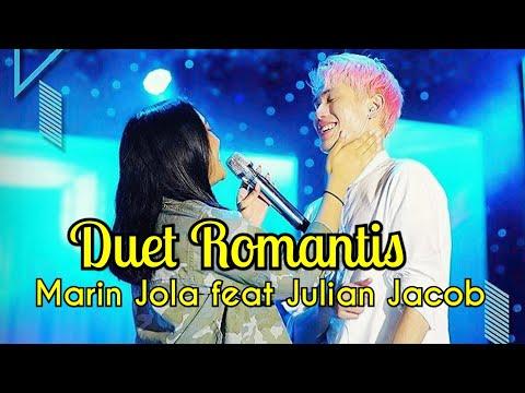 Marion Jola Feat Julian Jacob - Inikah Cinta ( Jakarta Fair 2019 )