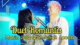 Gambar cover Duet Romantis Marion Jola feat Julian Jacob Inikah Cinta Jakarta Fair 2019