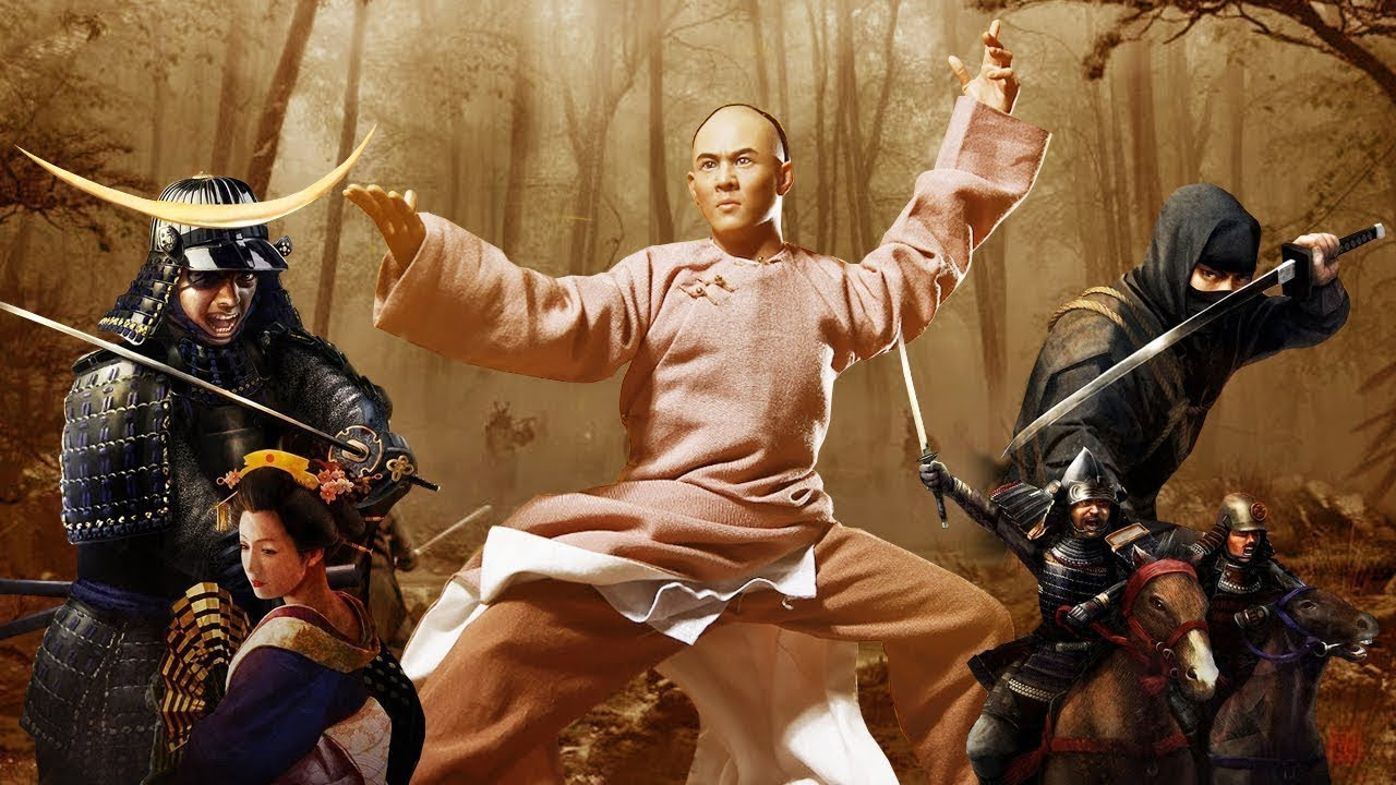 Empire Sword Man Martial Arts Movie Full Length English Subtitles