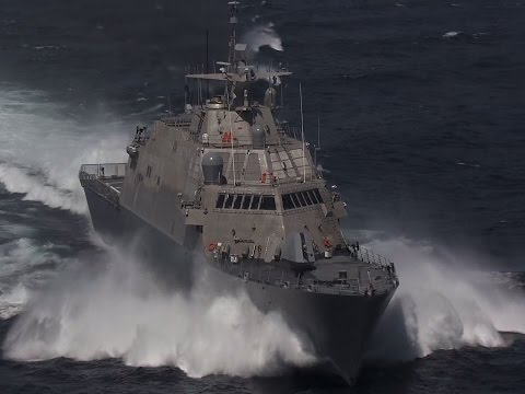 LCS LITTLE ROCK COMMISSIONING
