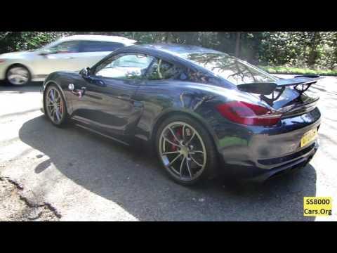 2016 Porsche GT4 - Full Review - Soo Good!