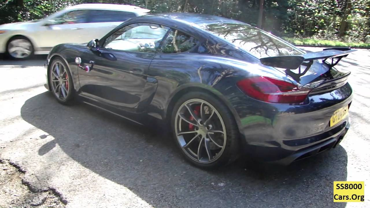 2016 Porsche Gt4 Full Review Soo Good