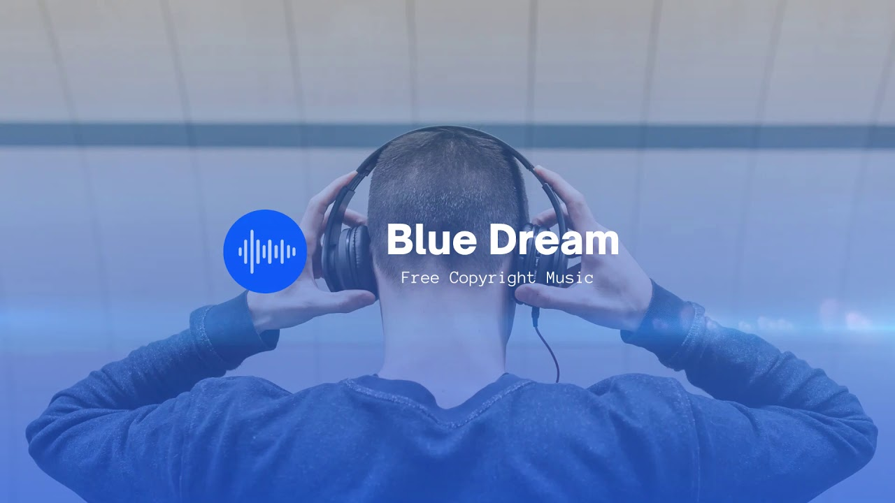 Copyright Free Music Free Stock Footage Blue And White Modern Music Youtube Library Youtube