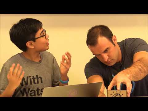 Watson Made Simple with Tanmay-E3:News Grabber Chatbot (TJBot) via Discovery, NLU, Knowledge Studio!