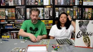Unboxing of Carthage by SAS Creative